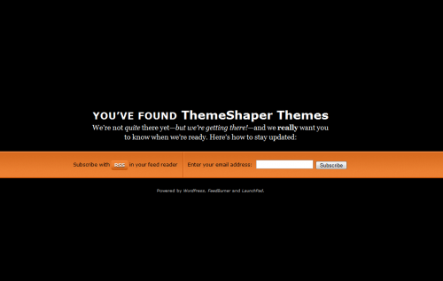 LaunchPad wordpress theme e12955037745141 40 Creative Coming Soon Pages & Wordpress Themes