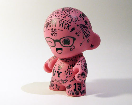 Mini Munny 50 Awesome Examples of Urban & Designer Toys