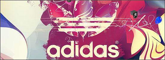 adidas artworks