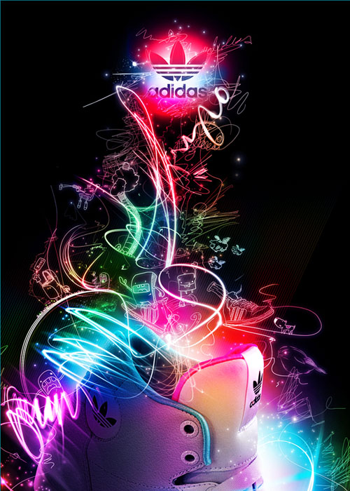 adidas18 31 Spectacular Examples of Adidas Artworks & Commercials