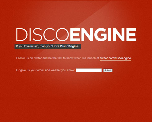 discoengine 40 Creative Coming Soon Pages & Wordpress Themes
