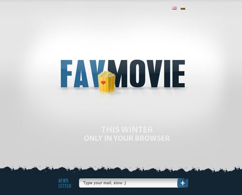 favmovie.net  40 Creative Coming Soon Pages & Wordpress Themes