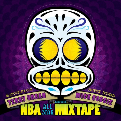 1119pos1 25 Amazing Examples of Mixtape Cover Design