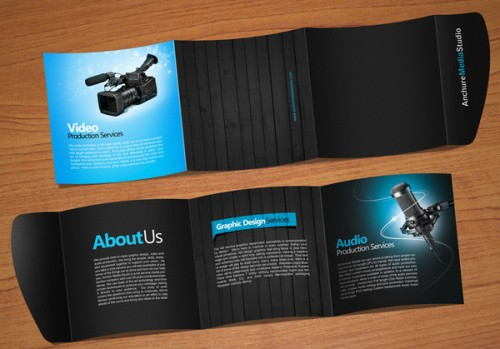 12246012535940951 500x349 25 Incredible Examples of Brochure and Catalog Design