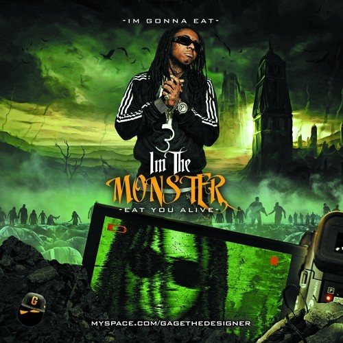 1494pos1 25 Amazing Examples of Mixtape Cover Design