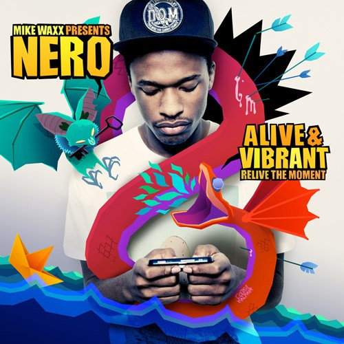3769pos1 25 Amazing Examples of Mixtape Cover Design