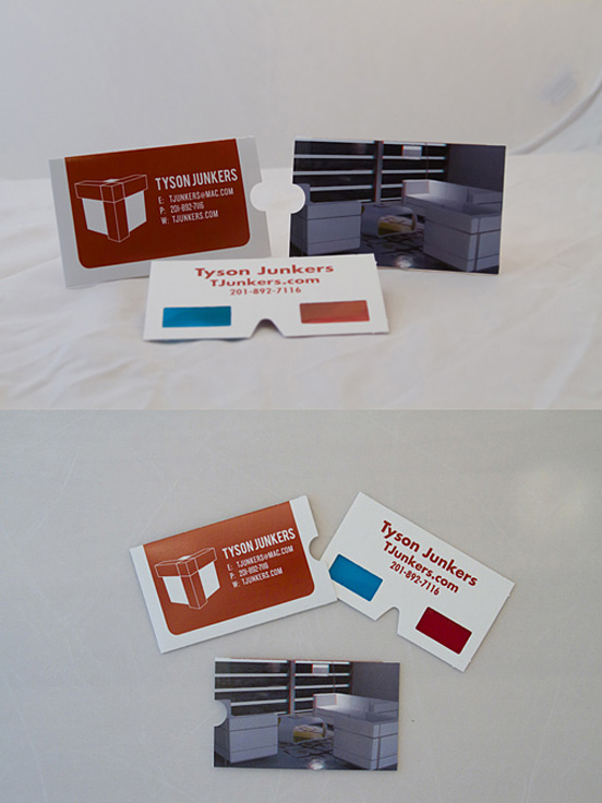 3D Business Cards l1 45 Fresh New Business Card Designs