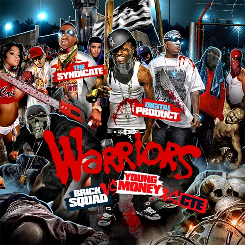 5004pos1 25 Amazing Examples of Mixtape Cover Design