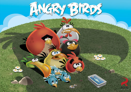 Angry Birds wired magazine 30 Amazing Fan Inspired Angry Bird Artworks