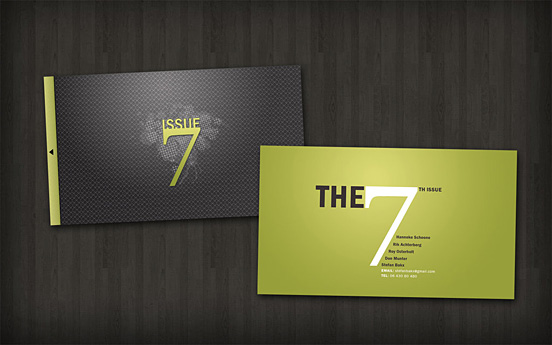 Issue Business Card l1 45 Fresh New Business Card Designs