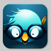 birdbrain 20 Examples of Detailed iOS Application Icon Designs