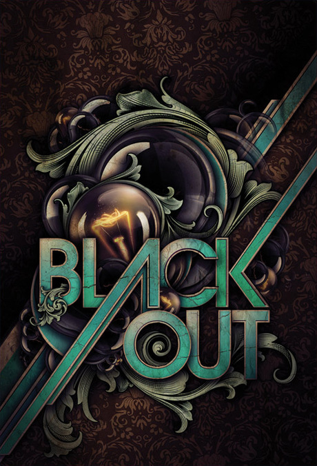 black out front11 25 Beautiful Flyer Design Inspirations