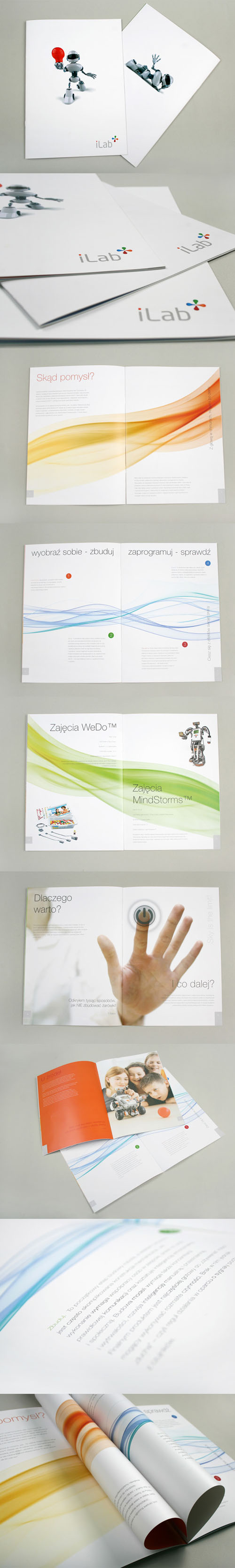 brochure2 25 Incredible Examples of Brochure and Catalog Design
