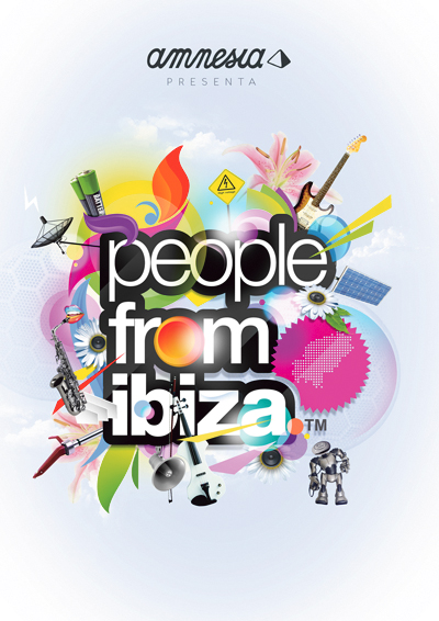 cartel amnesia people from ibiza1 25 Beautiful Flyer Design Inspirations