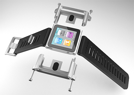 lunatik multi touch watch kits scott wilson1 20 Examples of Innovative Technology Designs
