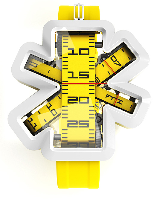 ora watch concept alexandros stasinopoulos 21 20 Examples of Innovative Technology Designs