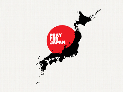 pray for japan by yigit1 Japan Earthquake and Tsunami Tribute