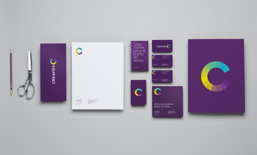 022811 025052AM Creavisa Anagrama1 35 Perfect Examples Of Branding Design