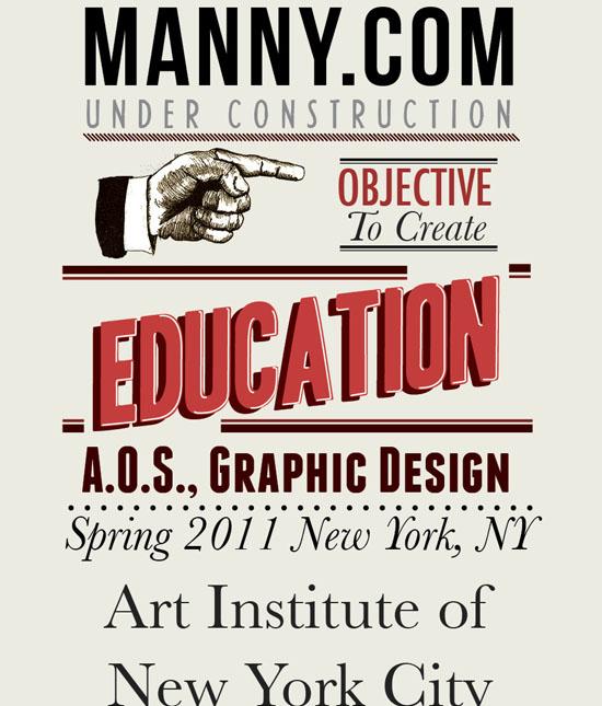Emmanuel Perez 30 Amazingly Creative Examples of Designer Resumes