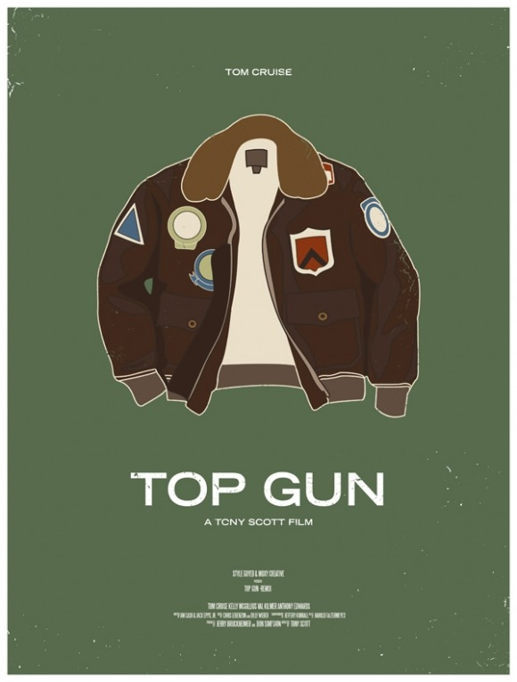MoxyCreative Movie Posters in Minimal Men Style 31 70 Powerful Examples of Minimal Movie Poster Designs