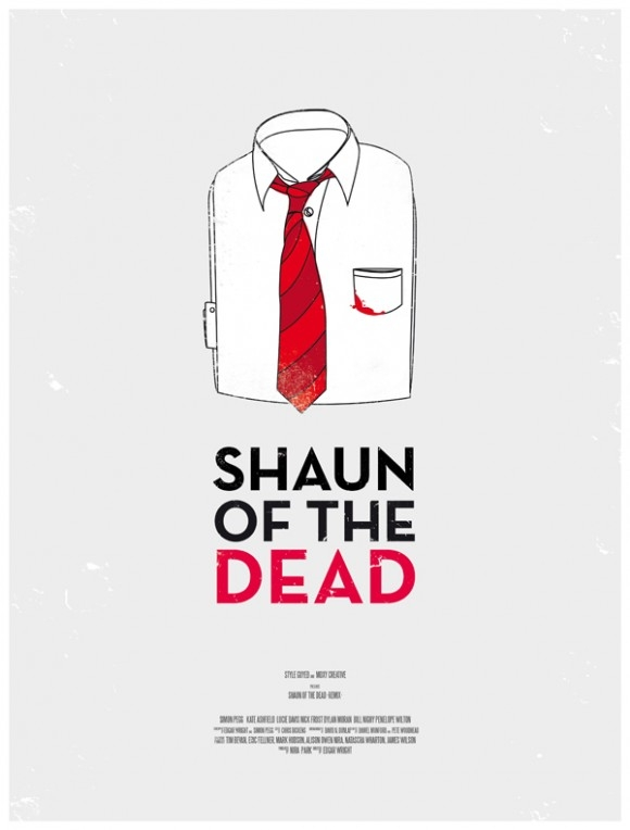 MoxyCreative Movie Posters in Minimal Men Style 61 70 Powerful Examples of Minimal Movie Poster Designs