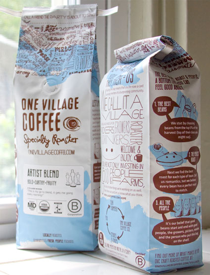 One Village 50 Fantastic Examples of Beverage Packaging Design