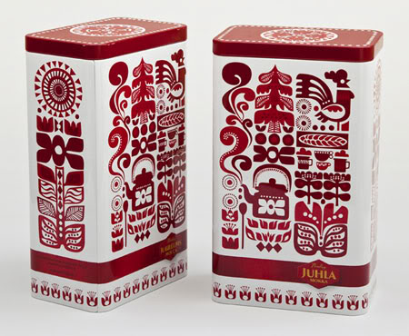 Paulig 11 50 Fantastic Examples of Beverage Packaging Design