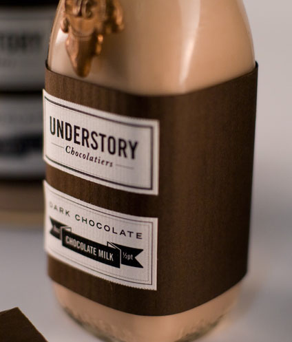 Understory Chocolatiers 50 Fantastic Examples of Beverage Packaging Design