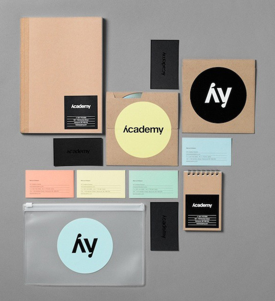 academy11 35 Perfect Examples Of Branding Design