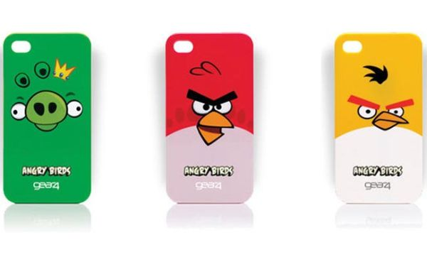 angry birds iphone cases1 30 Amazing Fan Inspired Angry Bird Artworks