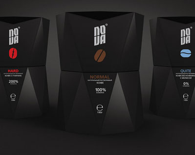coffee design 50 Fantastic Examples of Beverage Packaging Design