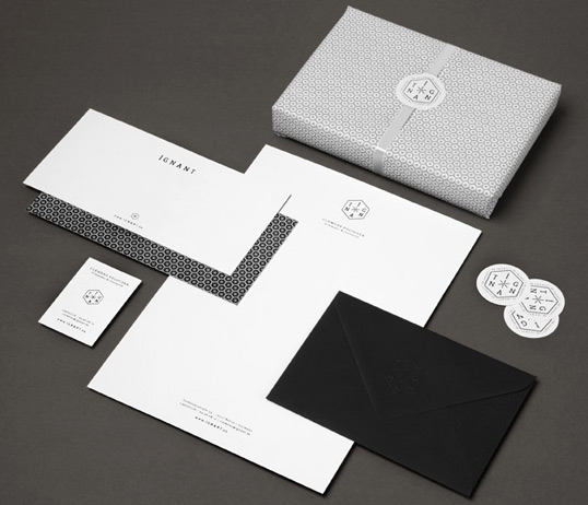 ignant11 35 Perfect Examples Of Branding Design