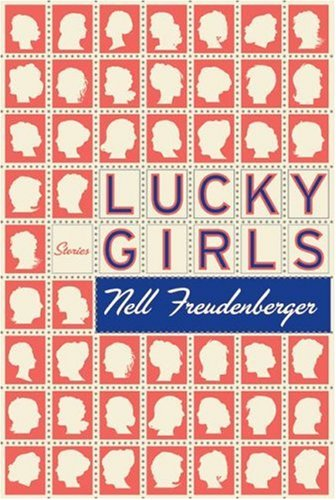 lucky girls stories.large1  45 Simple Yet Engaging Book Cover Designs