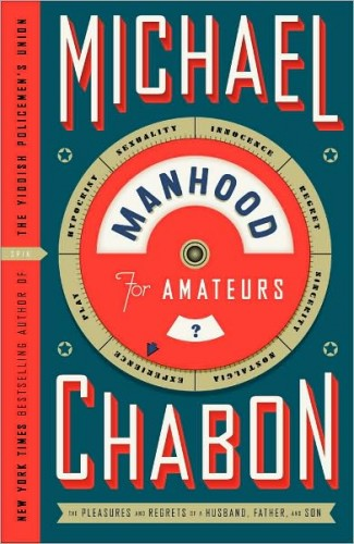 manhood for amateurs.large1  45 Simple Yet Engaging Book Cover Designs
