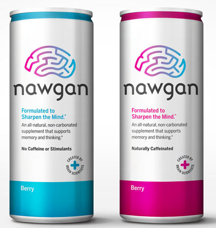 nawgan 50 Fantastic Examples of Beverage Packaging Design
