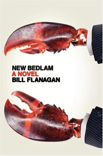 new bedlam.large1  45 Simple Yet Engaging Book Cover Designs