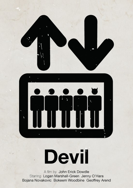 pictogram movie posters2 550x7771 70 Powerful Examples of Minimal Movie Poster Designs