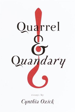 quarrel  quandary.large1  45 Simple Yet Engaging Book Cover Designs