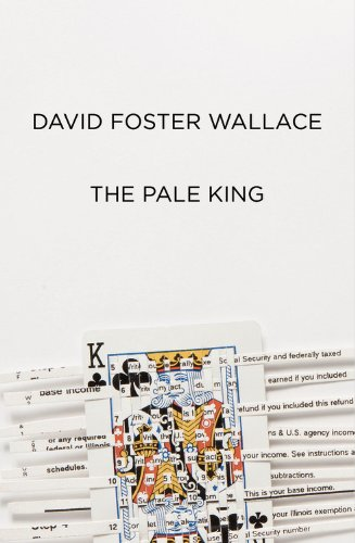 the pale king.large1  45 Simple Yet Engaging Book Cover Designs