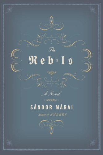 the rebels.large1  45 Simple Yet Engaging Book Cover Designs