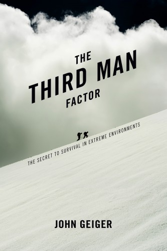 the third man factor.large1  45 Simple Yet Engaging Book Cover Designs
