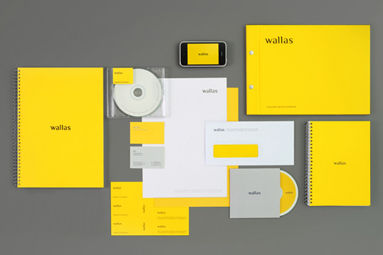 wallas61 35 Perfect Examples Of Branding Design