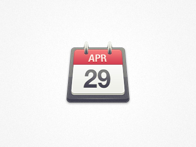 016 calendar icon1 60 User Interface Calendar Inspirations and Downloads
