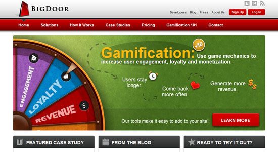 BigDoor Top 5 Web Tools for Social Media Gamification