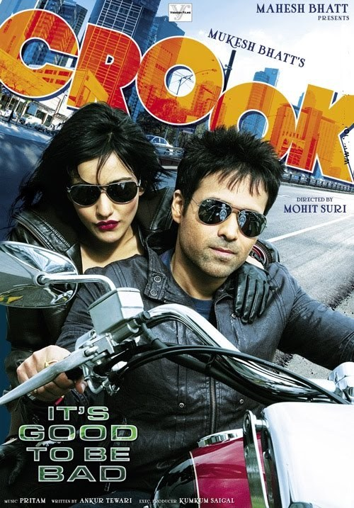 Crook 30 Best Examples of Bollywood Movie Posters