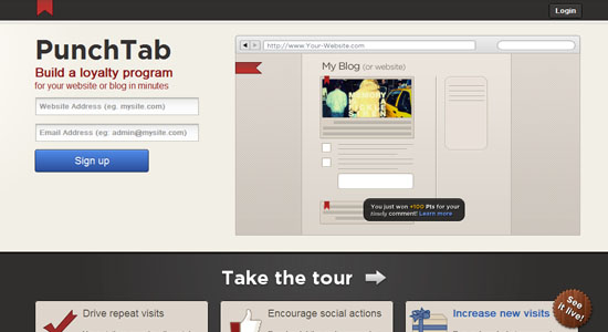 PunchTab Top 5 Web Tools for Social Media Gamification