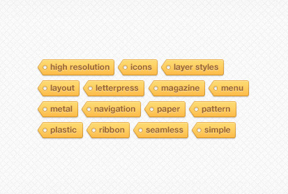 Tagtastic Tag Cloud 50 Stunning Pixel Perfect PSD Freebies