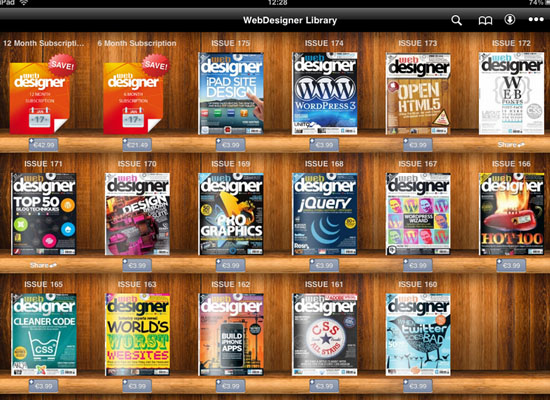 Web Designer Magazine 10 Great Productivity iPad Apps for Web Designers