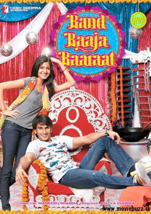 bandbaajabaaraat 30 Best Examples of Bollywood Movie Posters