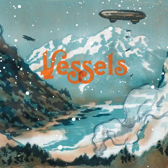 banjob vessalb11 40 Remarkable Band Based Album Cover Designs